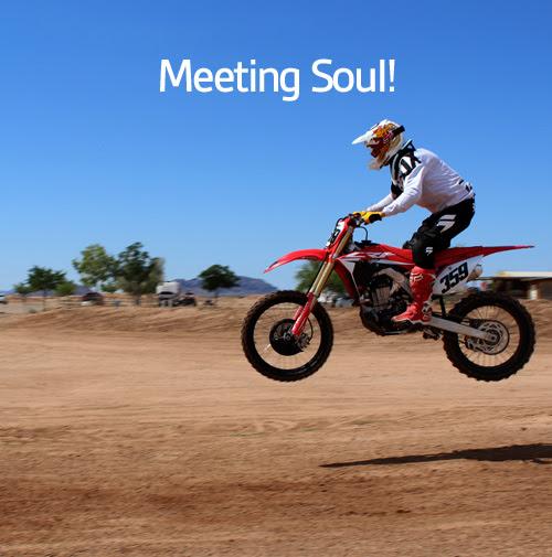 Meeting Soul!