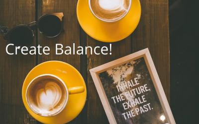 Create Balance!