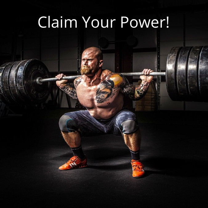 Claim Your Power!