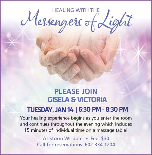 Healing with the Messengers of Light