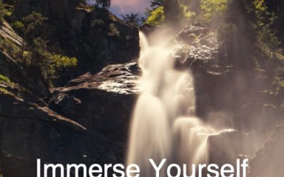 Immerse Yourself In Beauty!