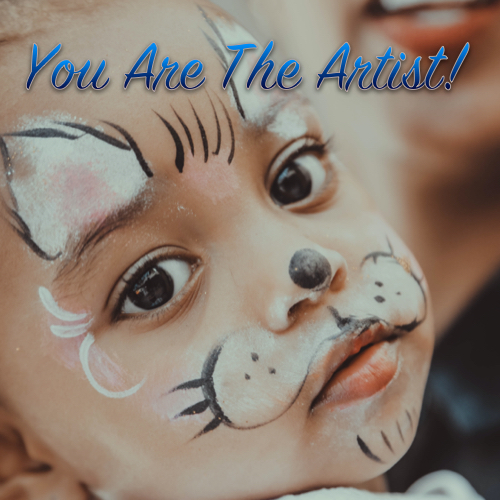 You Are The Artist!