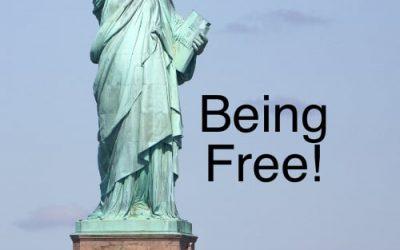 Being Free!