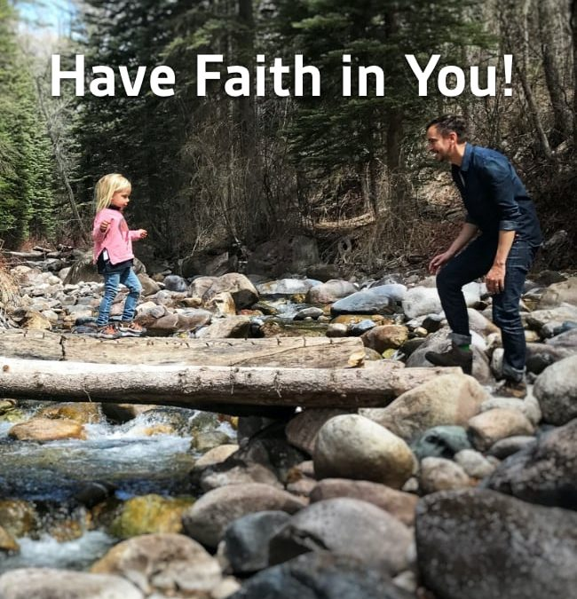 Have Faith in You!